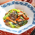 サバ缶とチンゲン菜の中華炒め【簡単ロカボなダイエット中華】 レシピ・作り方