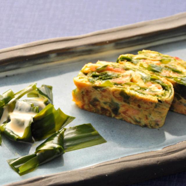 海の野菜 ☆ 卵焼きをメインにはるさん亭