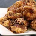 これは飯テロ!!から揚げに超合う特製にんにくソースの作り方 by 食の贅沢/FoodLuxuryさん