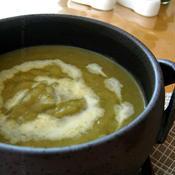 *ブロッコリーとポテトのバジルポタージュスープ