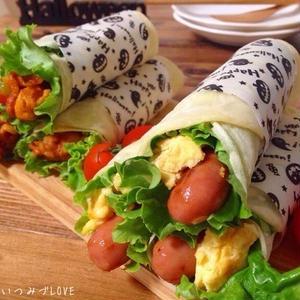 朝ごはんやランチに♪お洒落に食べたい「お食事系クレープ」レシピ