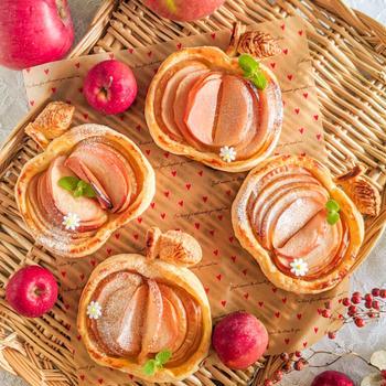 りんご過ぎるアップルパイ✳︎参考レシピあり