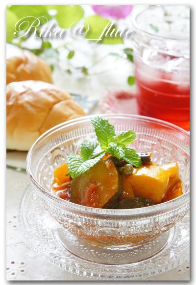 ゴロゴロお野菜ラタトゥイユ