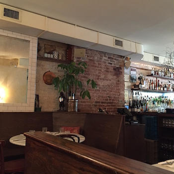 子連れもストローラーもOK! NY・ブルックリンの美味しいレストランChez Moiでブランチ
