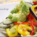 レモンソルトの彩りサラダ by snowさん