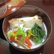 ❀お雑煮・関東風❀