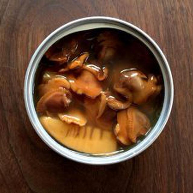 【缶詰レビュー】田原缶詰 ちょうした 赤貝・筍うま煮