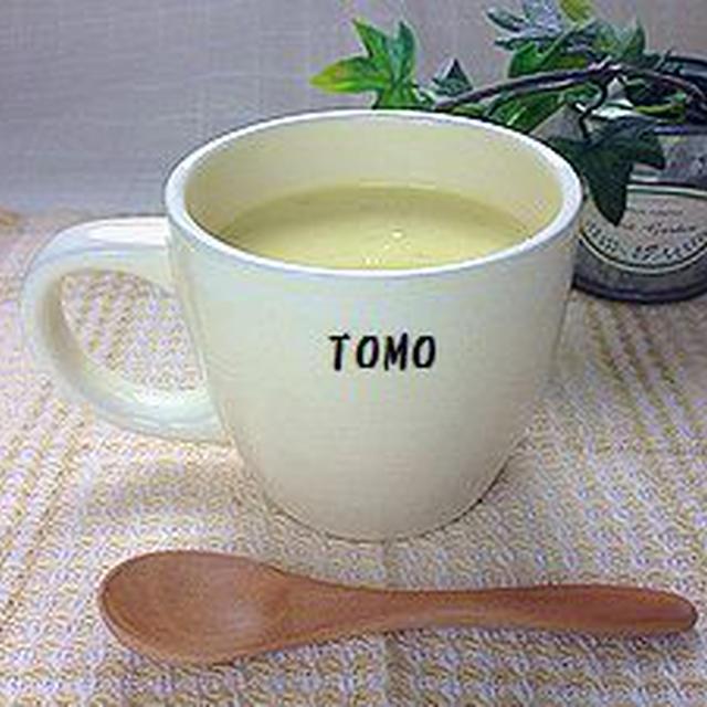 ジンジャーレモン  de  ほっこりサツマイモ汁粉