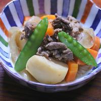 基本の定番レシピ!関西風肉じゃが