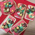 お菓子教室の会♡…テーマはクリスマス…で、輪?! by あっ君ママ♪さん