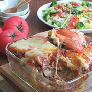 トマト味がおいしい!熱々を食べたい「ドリア」おすすめレシピ