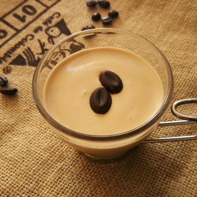 コーヒームース《インスタントコーヒーver.》