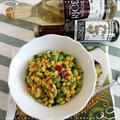トレジョの冷凍枝豆で簡単サラダ Trader Joe's Soycutash