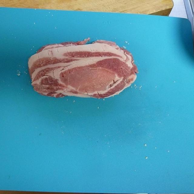 豚ごぼう&タコのさっぱりペペロンチーノ♪