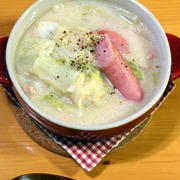 炒めても煮込んでもOK!「白菜×ウインナー」のおすすめレシピ