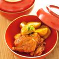 鶏と里芋のみりん煮