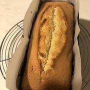 ふんわりしっとり、さつまいものパウンドケーキ