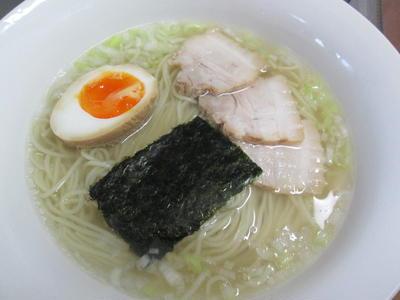 >「つばすのアラ出汁ラーメン」の実食! by yoshiさん