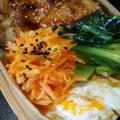 鶏モモ肉タレ焼き弁当