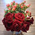 いつかのお花とフルーツ by にゃあぱんさん