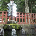 ★【秋田】岩木山(いわきやま)神社の手水舎がすごい!のち、ゲリラ豪雨♪
