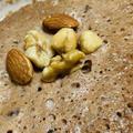 オートミールでチョコバナナ蒸しパン