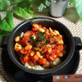 ミラクルフードなら大豆を食べよう!大豆とササミのトマト煮