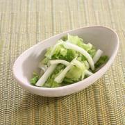 箸休めに!白菜の甘酢漬け