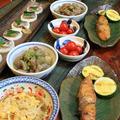 ◆焼き大根ON秋刀魚のオイル煮でおうちごはん♪~ゆるやか糖質制限♪ by fellowさん