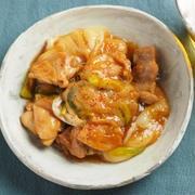 鶏餅炒め 、 餅を使った料理