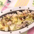 サッと茹で簡単☆豚肉とキャベツの茹でタレがけ by オカケンのおかずキッチン♪さん