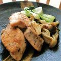 【魚&魚介】 秋鮭の黒コショウムニエル by midoriさん
