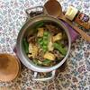 ごはんがススム☆カレーおかか風味の肉豆腐