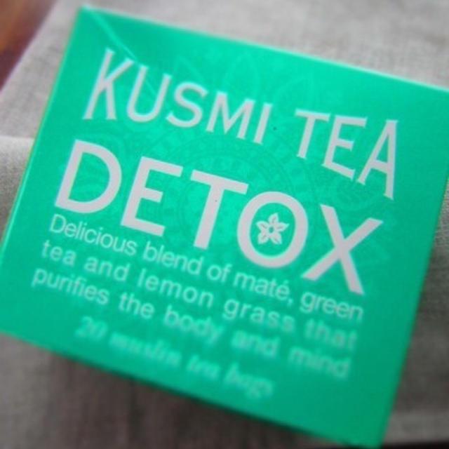 Paris からやって来た☆「KUSMI TEA 」