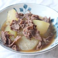 ヤマキだし部!今月は、おだしでお肉をおいしく食べる!!!君は冬瓜が好きかっ!私は大すきだっ!
