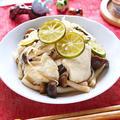 鶏胸肉ともやしのレンチンすだち蒸し【レンジで時短カンタン】|レシピ・作り方 by 筋肉料理研究家Ryotaさん