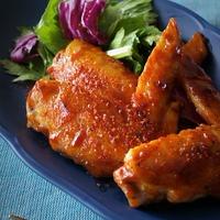 GABANあらびきチリペパーを使った鶏手羽のケチャップ照り焼き【レシピ】