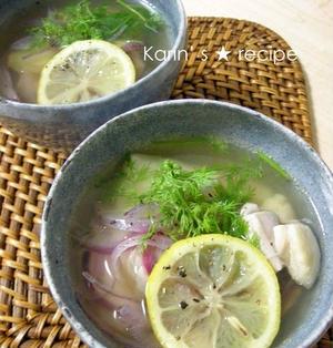 ベトナム風☆鶏肉のお雑煮