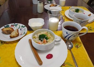 """""""野菜のクリームシチュー"""""""