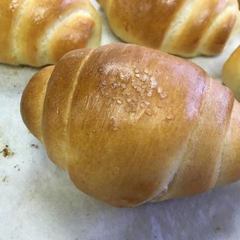 塩パン作りました!ver.2