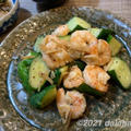 【レシピ】「きゅうりとえびの塩炒め」 プリプリ食感と彩が食欲をそそる夏の炒め物