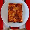 りんごの薄焼きタルト。 by mietchiさん