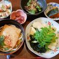 朝倉山椒と若竹煮
