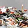 ロゼで華やぐ#ジェイコブスクリーク のパーティテーブル