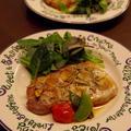 ポークステーキのオーブン焼き レモンハーブ風味 by 高羽ゆきさん