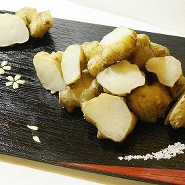 絶品♪菊芋の塩煮 【土鍋で】