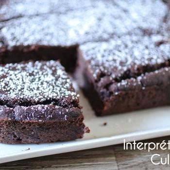 Brownie healthy et super protéiné