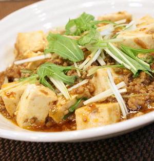 キムチの素で麻婆豆腐 Part3