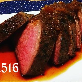 chipu516の料理嫌いの料理教室  簡単美味しいローストビーフ