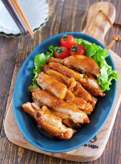 バレンタインディナーにも♪お鍋に入れて煮るだけ♪『激ウマ!鶏チャーシュー』